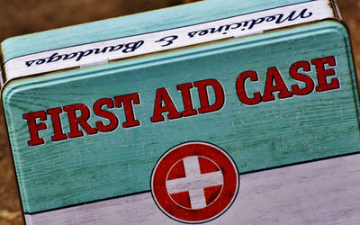 image for April is Pet First Aid Awareness Month – Be Prepared!
